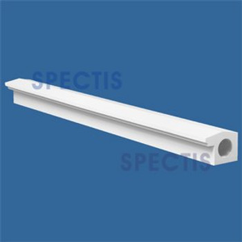 "RAL2121T 3 3/4""Wide Top Hand Rail in 8' 10' or 12' Lengths"