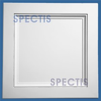 """RP3906 Recessed Square Panel 1 1/2"""" 24"""""""