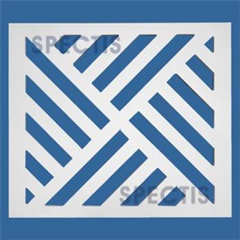 "RP3909 Decorative Square Panel 2""P X 38 3/4"""