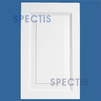 SHP-1 1624 1 Raised Panel Exterior Shutters 16 inch x 24 inch