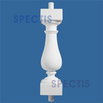 "BAL2034-28 Spectis Baluster or Spindle 7 1/4"" x 28"""