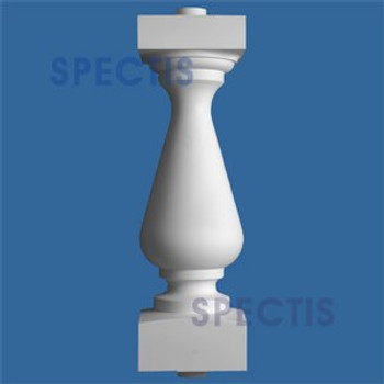 """BAL2236-26 Spectis Large Urethane Railing Baluster 8"""" x 26"""""""