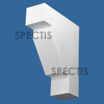 "BL2977 Spectis Eave Block or Bracket 3.5""W x 10.25""H x 12.5"" Projection"