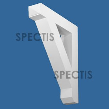 "BL3050 Spectis Eave Block or Bracket 3""W x 18""H x 16"" Projection"