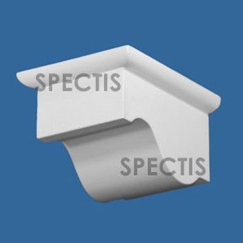 "BL3057 Spectis Eave Block or Bracket 4.5""W x 6""H x 3"" Projection"