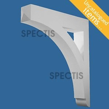 "BL3017 Spectis Eave Block or Bracket 6""W x 40""H x 35"" Projection"