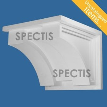 """BL3024 Spectis Eave Block or Bracket 24""""W x 20""""H x 24"""" Projection"""
