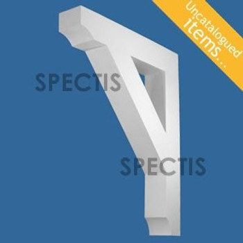 "BL3035 Spectis Eave Block or Bracket 4""W x 26""H x 24"" Projection"