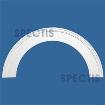 """AT1025-68 Arch Circle Top with 68"""" Opening"""