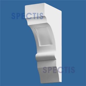 "BL2481 Corbel Block or Eave Bracket 6""W x 20""H x 10.5"" P"