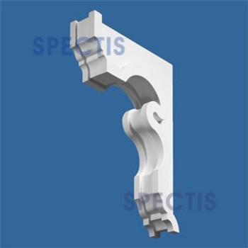 "BL2482 Corbel Block or Eave Bracket 4.5""W x 24""H x 17.5"" P"