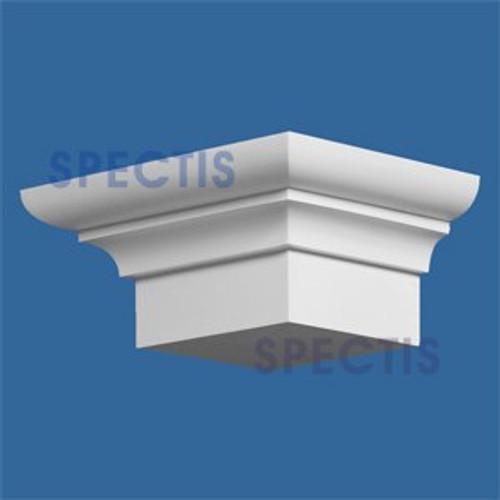 "BL2584 Corbel Block or Eave Bracket 12.25""W x 5""H x 8"" P"