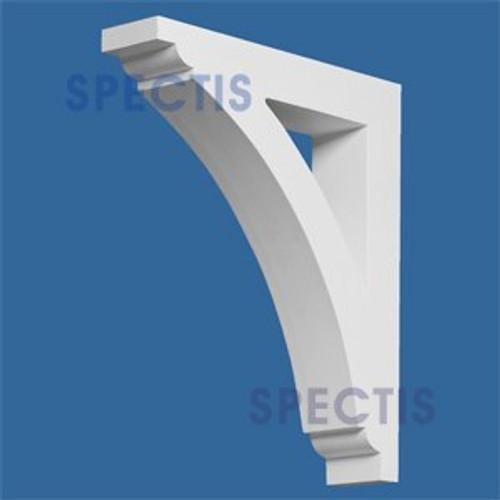 "BL2591 Corbel Block or Eave Bracket 3.5""W x 18""H x 15"" P"