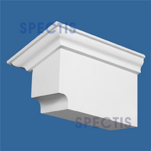 "BL2609R-5/12 Corbel Block or Eave Bracket 4""W x 5""H x 9"" P"