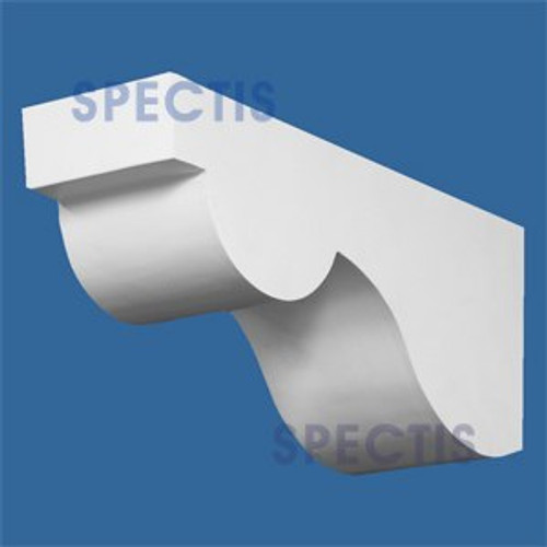 "BL2646 Corbel Block or Eave Bracket 3.5""W x 5""H x 11.2"" P"
