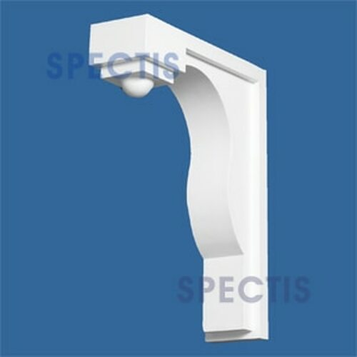 "BL2664 Corbel Block or Eave Bracket 4""W x 16.9""H x 13"" P"