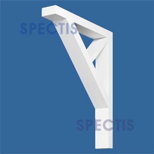 "BL2681 Corbel Block or Eave Bracket 4""W x 30""H x 24"" P"