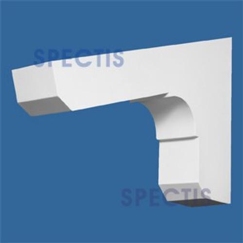 "BL2682 Corbel Block or Eave Bracket 2.5""W x 9""H x 14"" P"