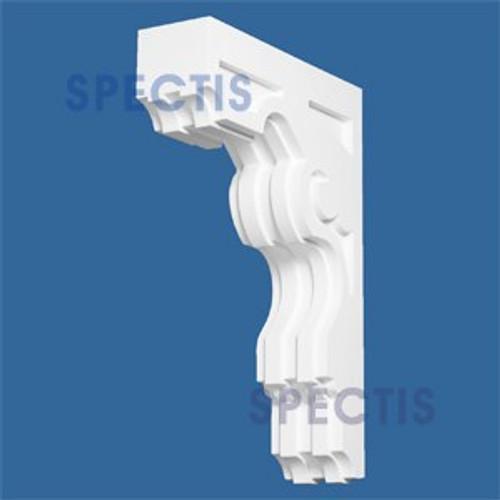 "BL2691 Corbel Block or Eave Bracket 8.75""W x 29.5""H x 21.1"" P"