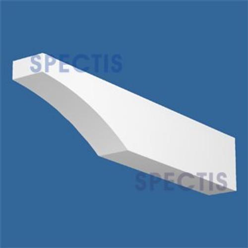 "BL2696 Corbel Block or Eave Bracket 4""W x 6.75""H x 32"" P"