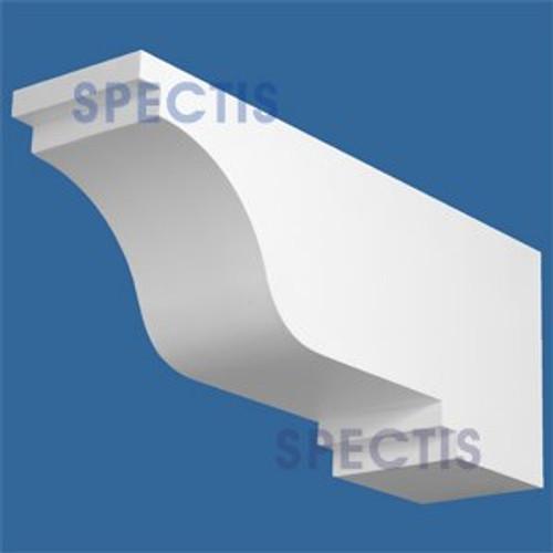 "BL2732-48 Corbel Block or Eave Bracket 6""W x 10""H x 48"" P"