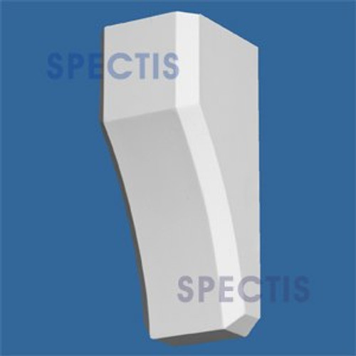 "BL2733 Corbel Block or Eave Bracket 3.5""W x 9""H x 4"" P"