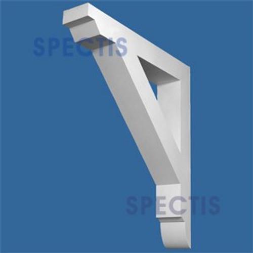 "BL2775 Corbel Block or Eave Bracket 7.5""W x 48""H x 41.5"" P"