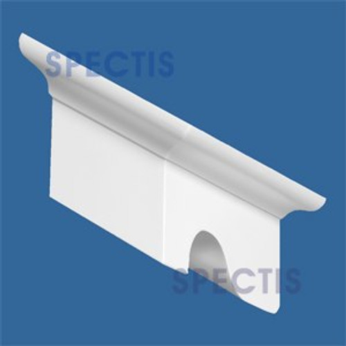 "BL2812L-8/12 Pitch Corbel or Eave Bracket 3.5""W x 3.75""H x 6.5"" P"