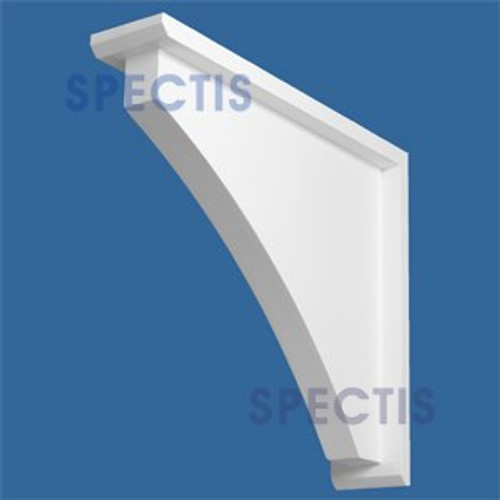 "BL2887 Corbel Block or Eave Bracket 5.25""W x 22.75""H x 26.25"" P"
