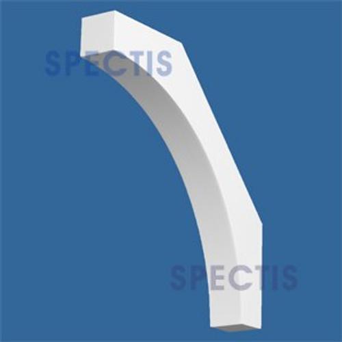 "BL2893 Corbel Block or Eave Bracket 1.5""W x 10""H x 10"" P"
