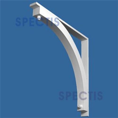 "BL2917 Corbel Block or Eave Bracket 3.5""W x 38""H x 37"" P"