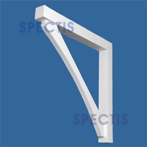 "BL2962 Corbel Block or Eave Bracket 4""W x 40""H x 40"" P"
