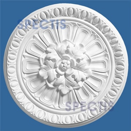 "CM1717 Decorative Ceiling Medallion 17"" Round"