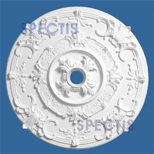 "CM1818-32 32"" Round Decorative Ceiling Medallion 4"" Hole"