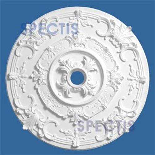 "CM1818-32 32"" Round Decorative Ceiling Medallion 4"" Hole"