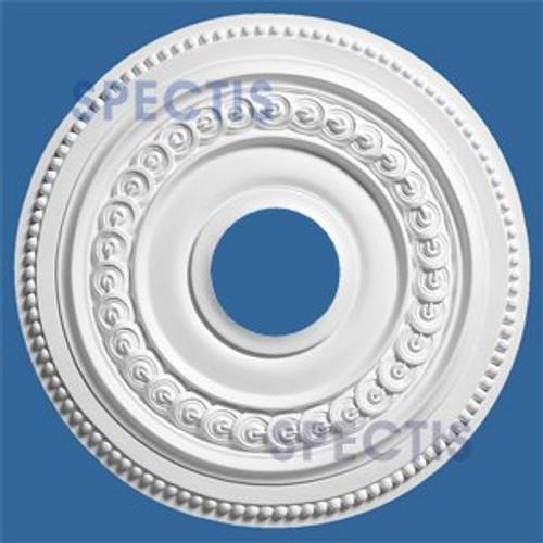 "CM1818C 17.75"" Round Decorative Ceiling Medallion 4.25"" Hole"