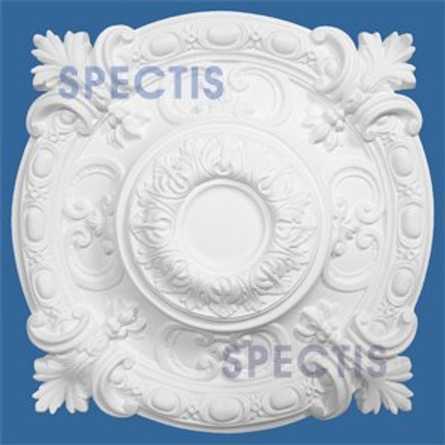 "CM2020 20.75"" Round Roman Style Decorative Ceiling Medallion"