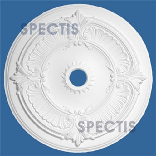 "CM3232 32.5"" Round Decorative Ceiling Medallion 4"" Hole"
