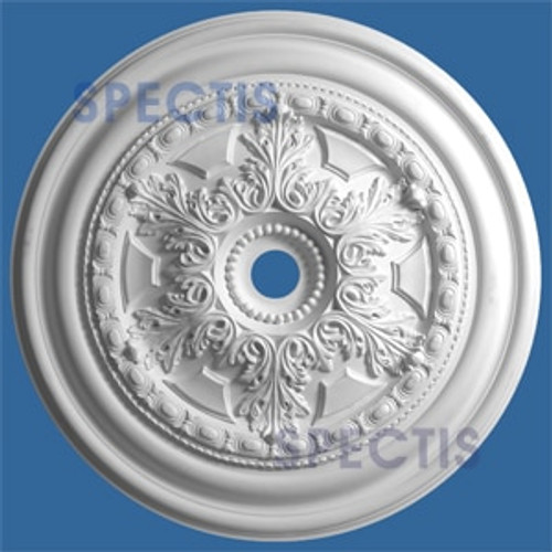 "CM3232AL-45 45"" Round Decorative Ceiling Medallion 4"" Hole"
