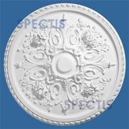 "CM3333 32.5"" Round Decorative Ceiling Medallion 4"" Hole"