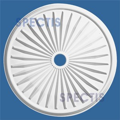 "CM3535 35"" Round Decorative Ceiling Medallion 3.5"" Hole"