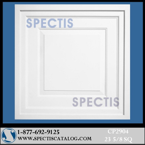 CP2904 24 x 24 Decorative Ceiling Panel for suspended systems