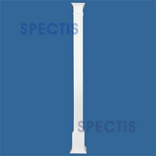 "FBCS10120 11"" x 120"" Structural Fluted Box Column"