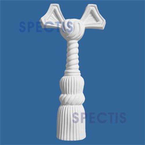"""FT3401 4 15/16"""" x 9 3/4"""" Spectis Urethane Tassel"""