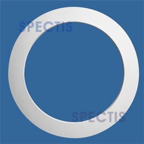 "FTR22 Spectis Urethane Round Flat Trim 22"" Center Hole"