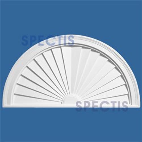 HCS6835 Urethane Sunburst HCS 68 x 35