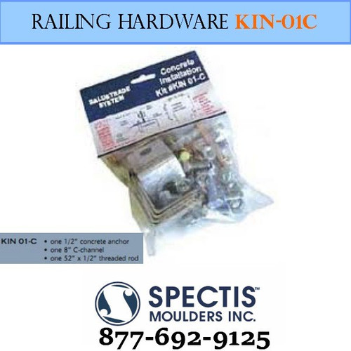 KIN 01-C Concrete Anchor Hardware