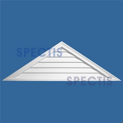 LCT6526 Urethane Louvre Closed Triangle 65 x 26