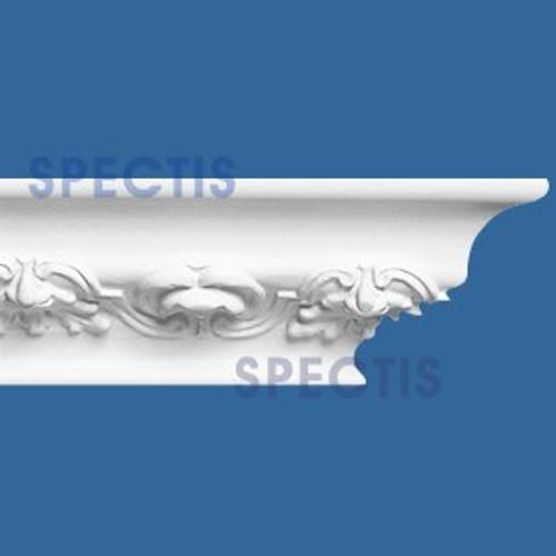 """MD1000 Crown Molding Trim 3 1/4""""P x 3 1/4""""H x 12'2""""L"""