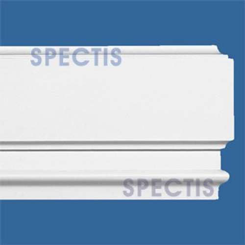 "MD1016 Spectis Molding Base Trim 1 1/2""P x 10""H x 144""L"